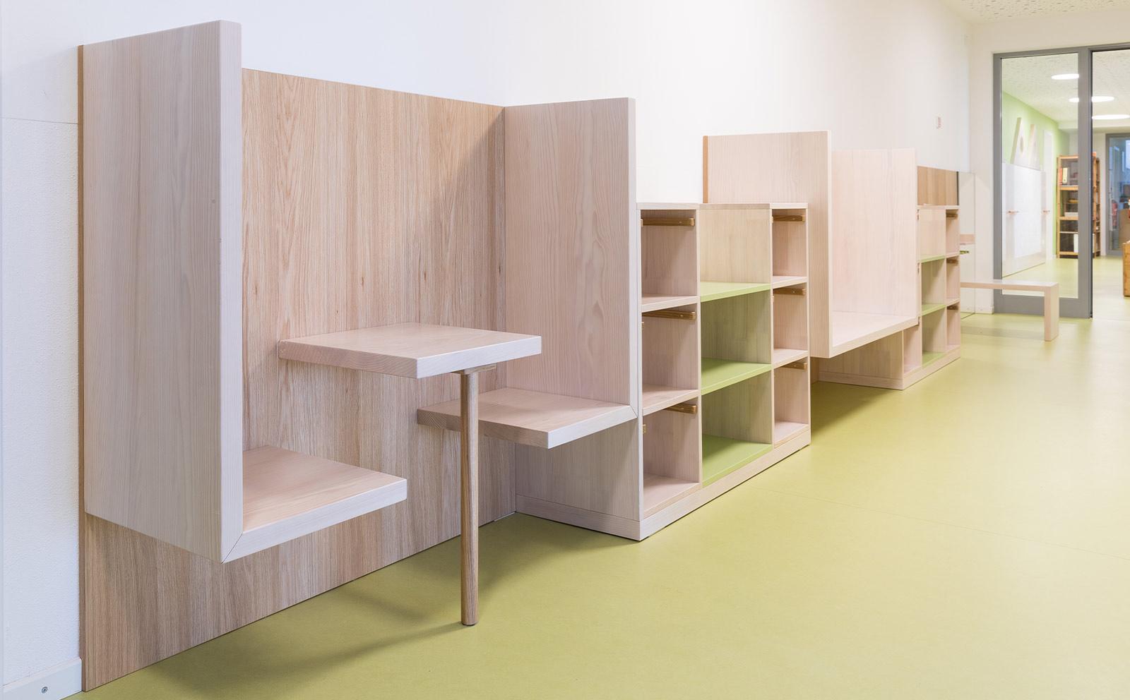 Sitzmöbel für Kindergärten