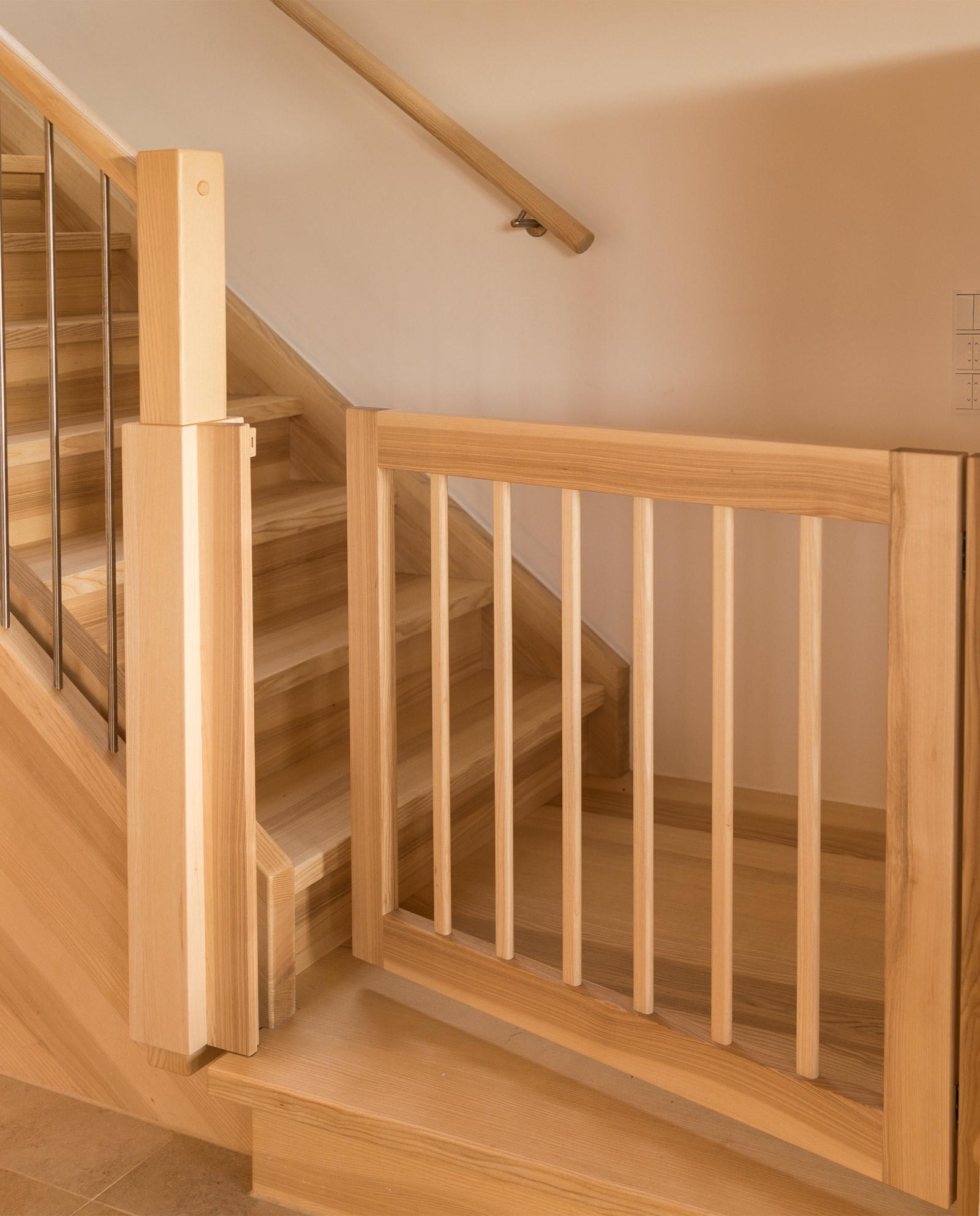 Treppenbelag aus Holz